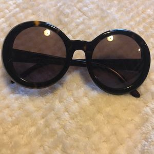 Kate Spade Round Grace Ann sunglasses